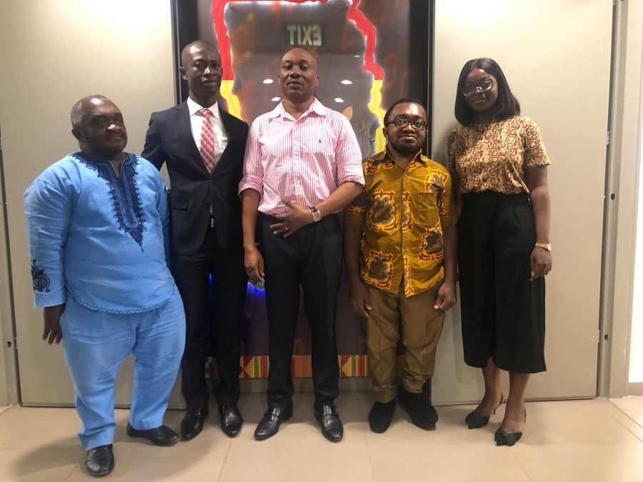 Ghana Commodity Exchange (GCX) Reaches Memorandum of Understanding with 3 Steps Dare Company Ltd (3SDCL) image