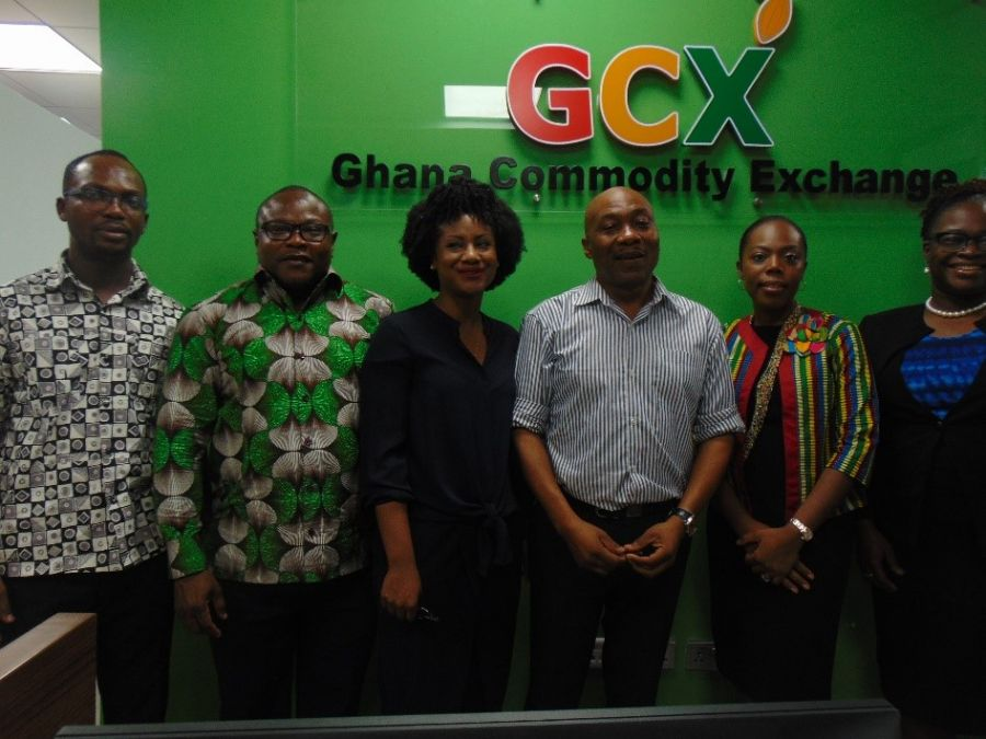 Ghana Commodity Exchange Signs Memorandum of Understanding with Barclays Bank image