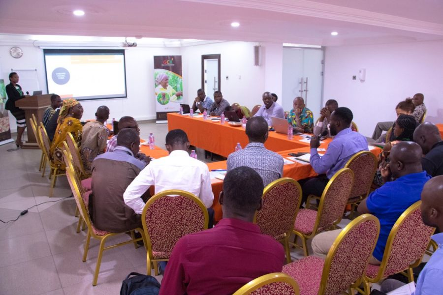 GHANA COMMODITY EXCHANGE HOLDS SORGHUM MARKET COUNCIL MEETING image
