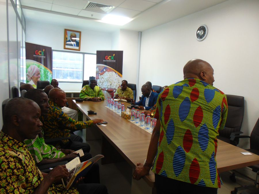 GCX HOSTS PRESENTATION FOR COCOSHE MEMBERS image