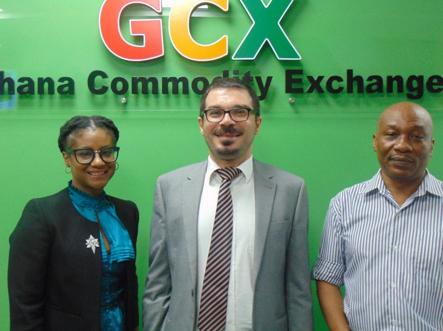 European Union visits GCX image