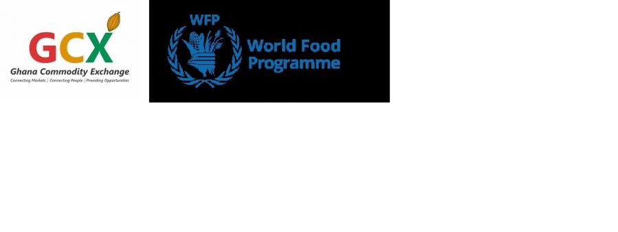 GHANA COMMODITY EXCHANGE PARTNERS WITH WFP TO MANAGE WAREHOUSE FOR SMALLHOLDER FARMERS IN EJURA image