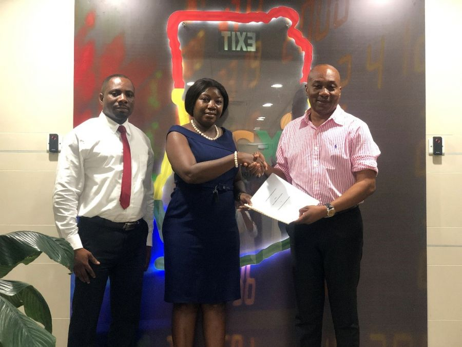 GCX Signs on its first Microfinance Institution in its Warehouse Receipts Financing Program image