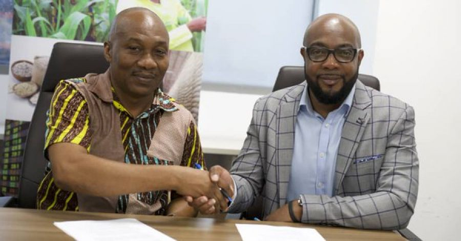 GHANA COMMODITY EXCHANGE SIGNS MEMORANDUM OF UNDERSTANDING WITH TAFT GROUP GHANA image
