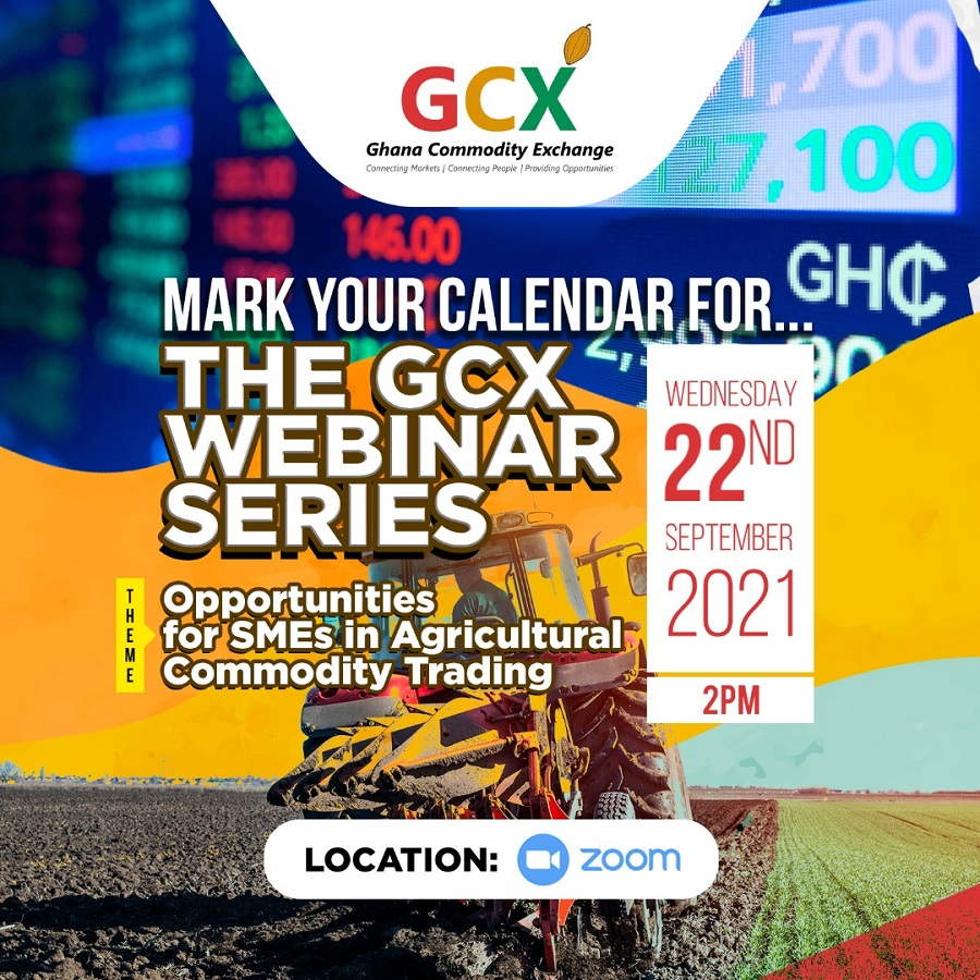 Webinar Series:Opportunities for SMEs in Agricultural Commodity Trading image