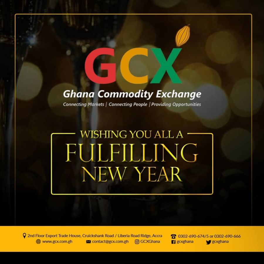 GCX WISHING YOU ALL A FULFILLING NEW YEAR image