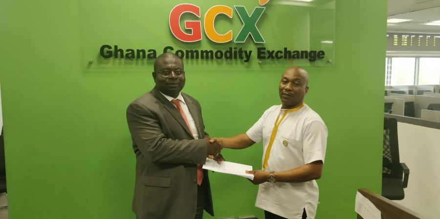 GCX signs MOU with GWA for silobag grain storage image