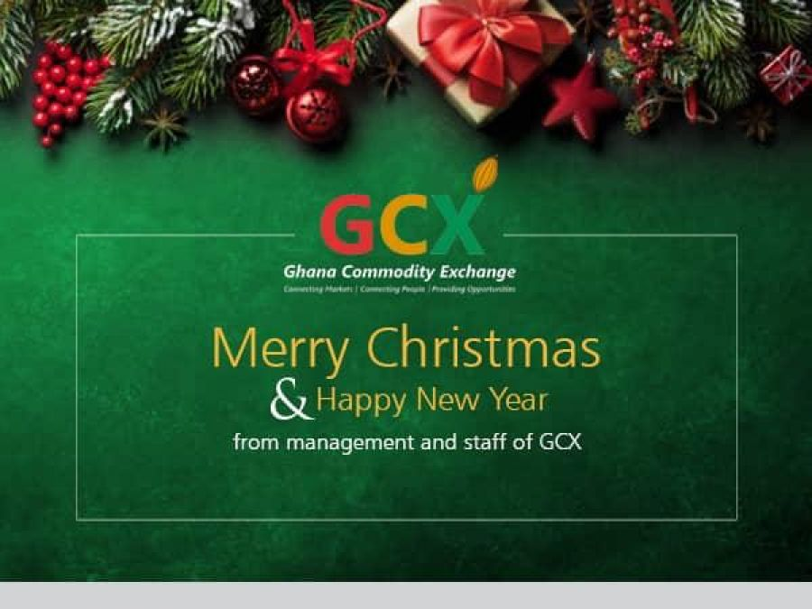 MERRY CHRISTMAS TO ALL FROM GCX image