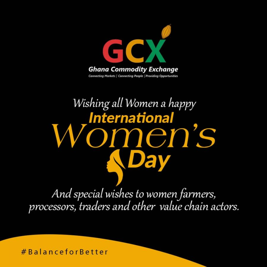 Happy International Women's Day From GCX image