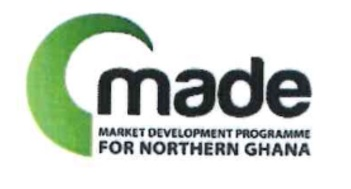 Market Development Programme For Northern Ghana (MADE)