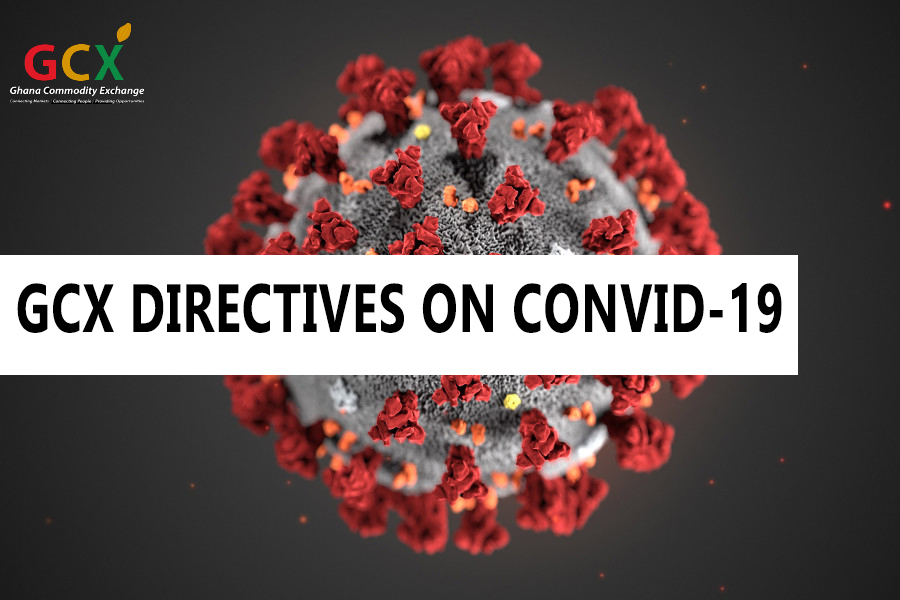 GCX DIRECTIVES ON CONVID-19 image