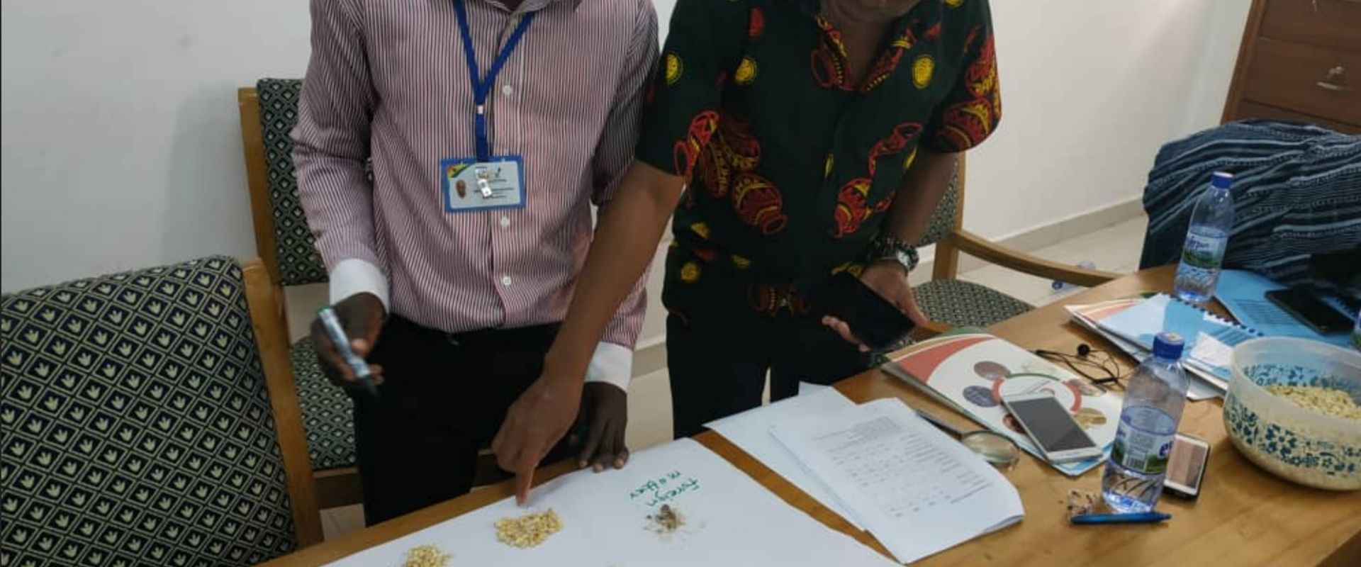 Refresher Course for Grain Store Managers and Farmer Support Staff image
